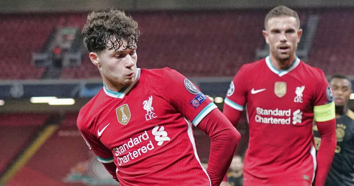 Neco Williams, Jordan Henderson Liverpool TEAMtalk