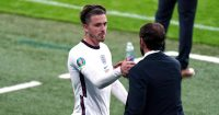 Jack Grealish Gareth Southgate England Wembley TEAMtalk