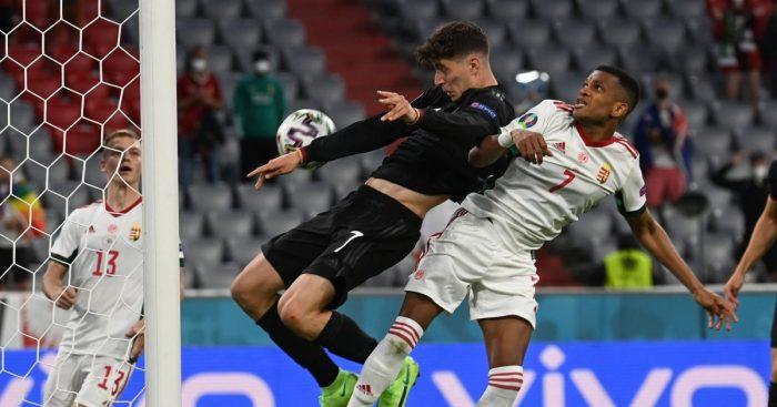Kai Havertz Germany Hungary TEAMtalk