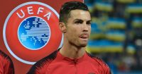 Cristiano Ronaldo, Portugal national anthem