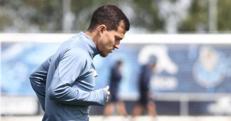 Otavio Porto training April 2021