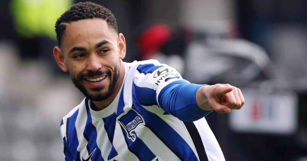 Matheus Cunha, Hertha Berlin striker