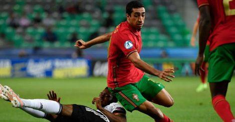 Tiago Tomas Portugal v Germany June 2020