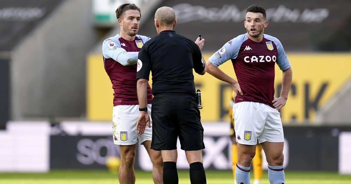 Jack Grealish John McGinn Aston Villa TEAMtalk