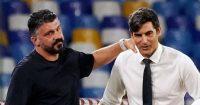 Gennaro Gattuso, Paulo Fonseca TEAMtalk