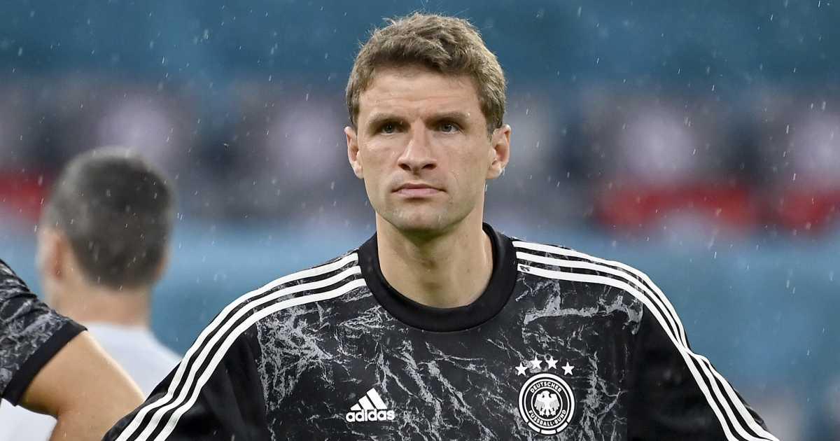 Thomas Muller Germany Euro 2020 TEAMtalk