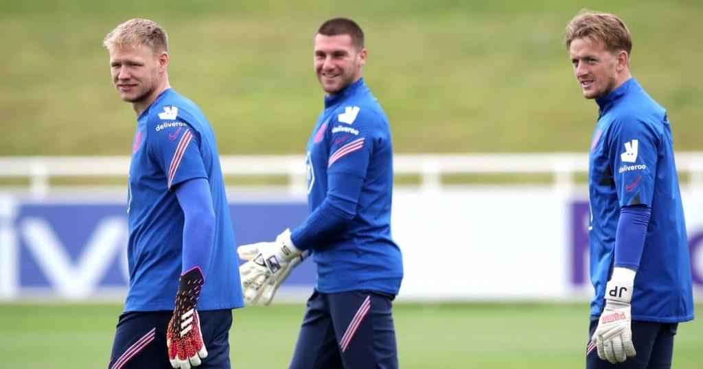 Aaron-Ramsdale-Sam-Johnstone-Jordan-Pickford-England-TEAMtalk