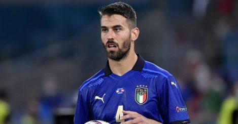 Leonardo Spinazzola Italy Euro 2020