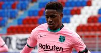Junior Firpo, Barcelona away shirt 2020/21