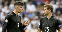 Kai Havertz, Thomas Muller Germany woe exit at Euro 2020
