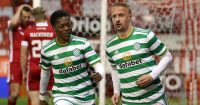 Leigh Griffiths Celtic TEAMtalk
