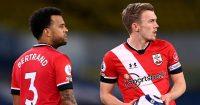 Ryan Bertrand and James Ward-Prowse, Southampton