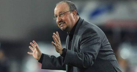 Rafael Benitez, Everton manager