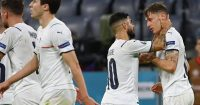 Nicolo Barella Lorenzo Insigne Italy Belgium Euro 2020 TEAMtalk