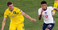 Jadon Sancho England v Ukraine TEAMtalk