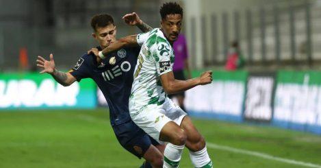 Otavio, Walterson Moreirense v Porto April 2021