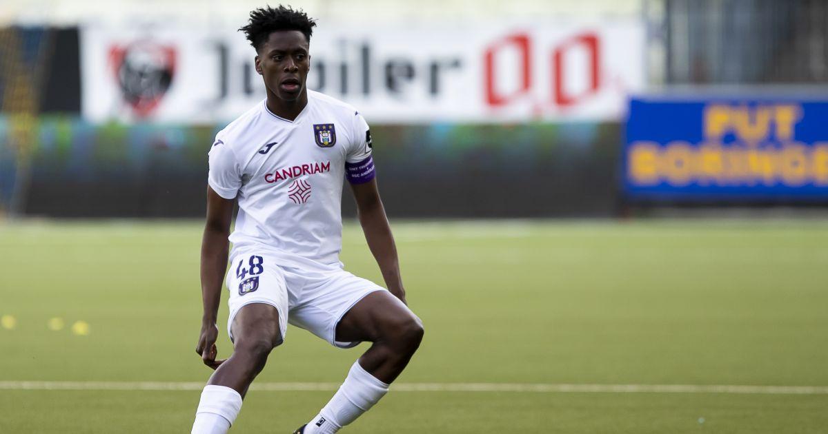Albert Sambi Lokonga Anderlecht TEAMtalk