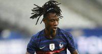 Eduardo Camavinga France U21s