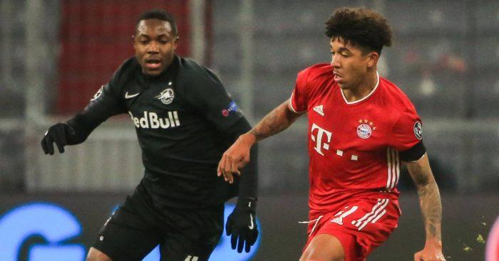Enock Mwepu RB Salzburg TEAMtalk