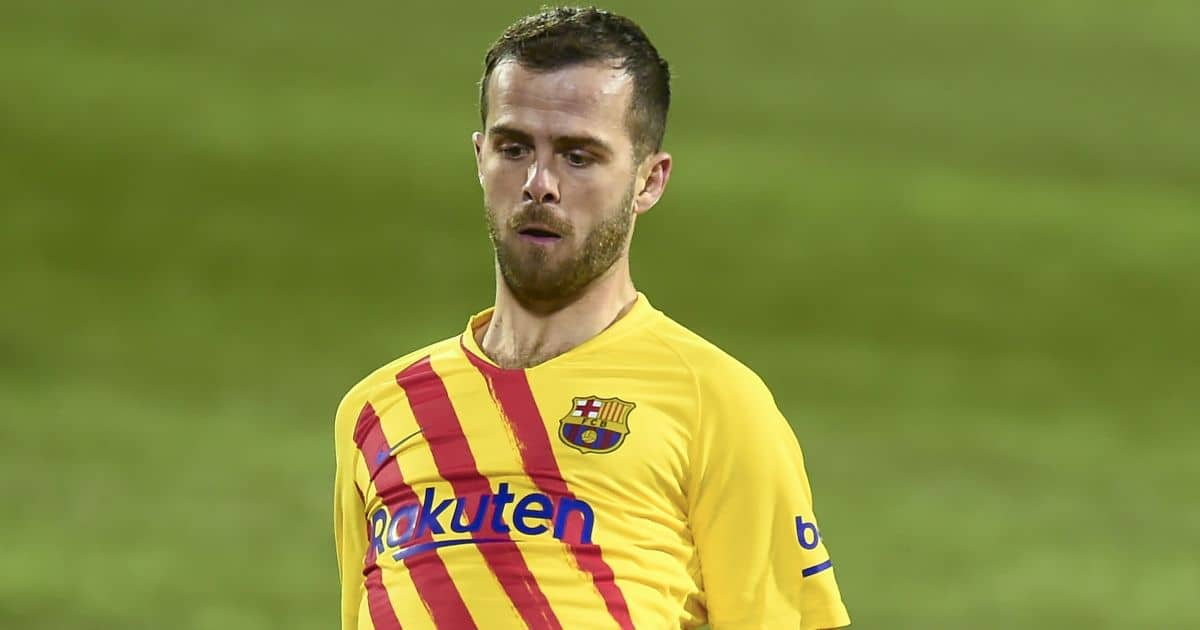 Miralem Pjanic, Barcelona away kit 2020/21