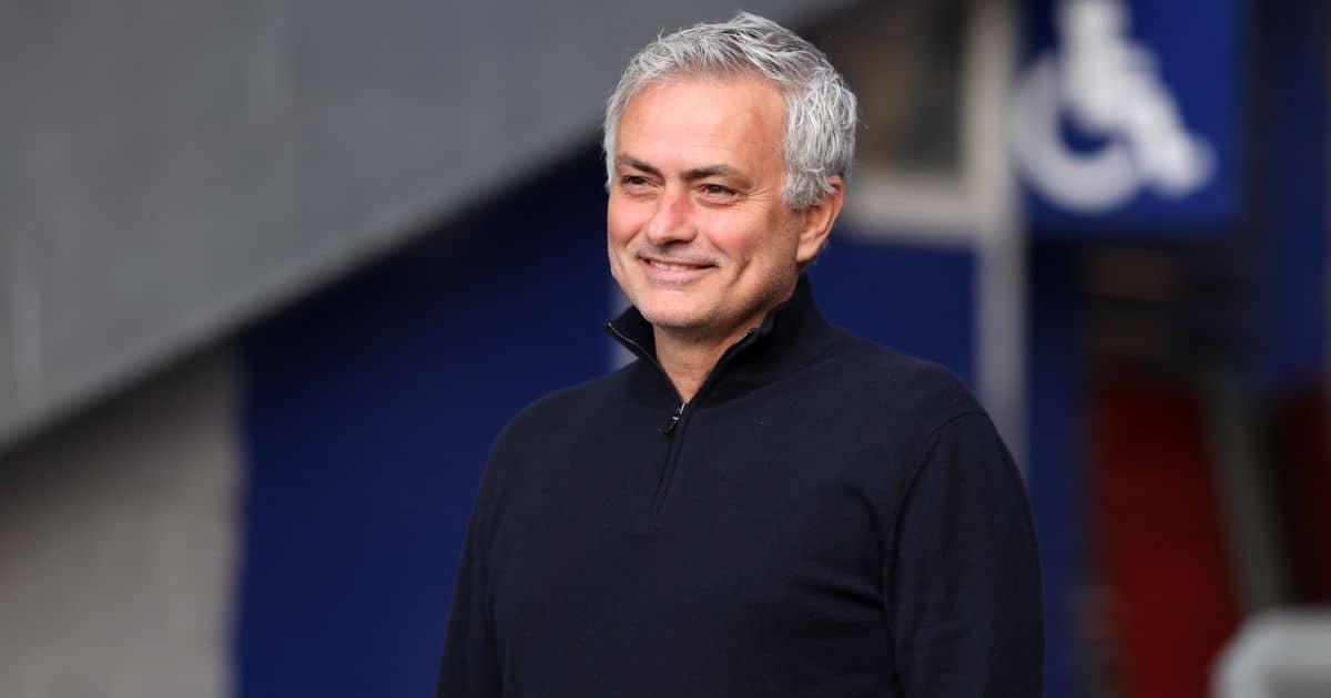 Jose Mourinho Roma manager