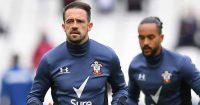 Danny Ings, Southampton striker warming up