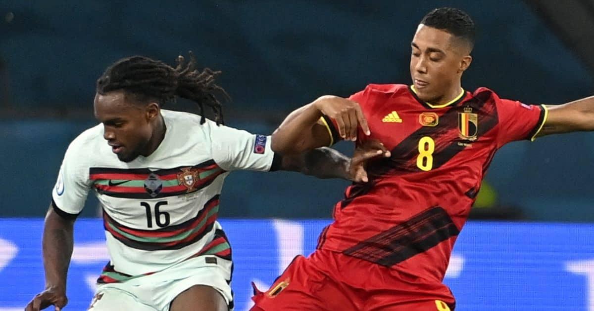 Renato Sanches, Youri Tielemans Portugal v Belgium, Liverpool targets