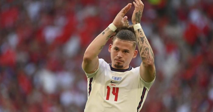 Kalvin Phillips England midfielder and all-round good guy