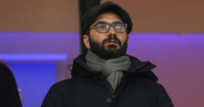 Victor Orta, Leeds United director of football