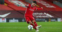 Harry Wilson taking penalty Liverpool TEAMtalk