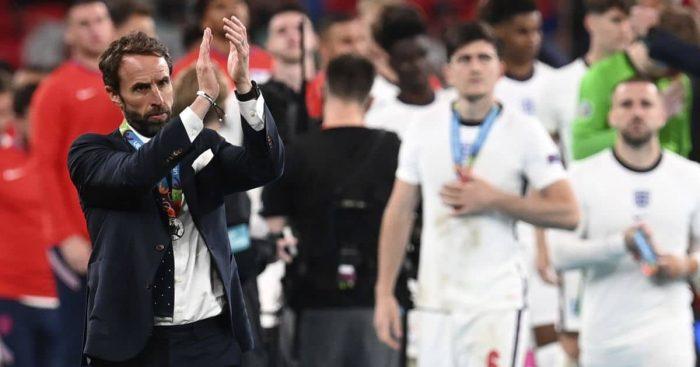 Gareth Southgate Euro 2020 final defeat England TEAMtalk