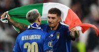 Federico Bernardeschi, Giovanni Di Lorenzo, Italy Euro 2020 winners TEAMtalk