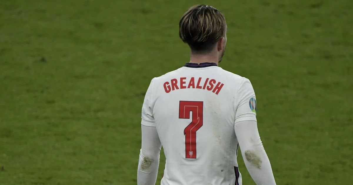 Jack Grealish England Italy Euro 2020 TEAMtalk