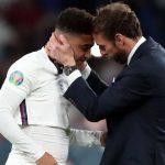 Jadon Sancho Gareth Southgate England Euro 2020 final TEAMtalk