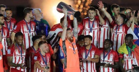 Jose Sa _.Olympiacos.2021.TEAMtalk1