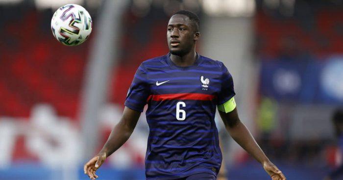 Ibrahima Konate Liverpool, France Under-21s May 2021