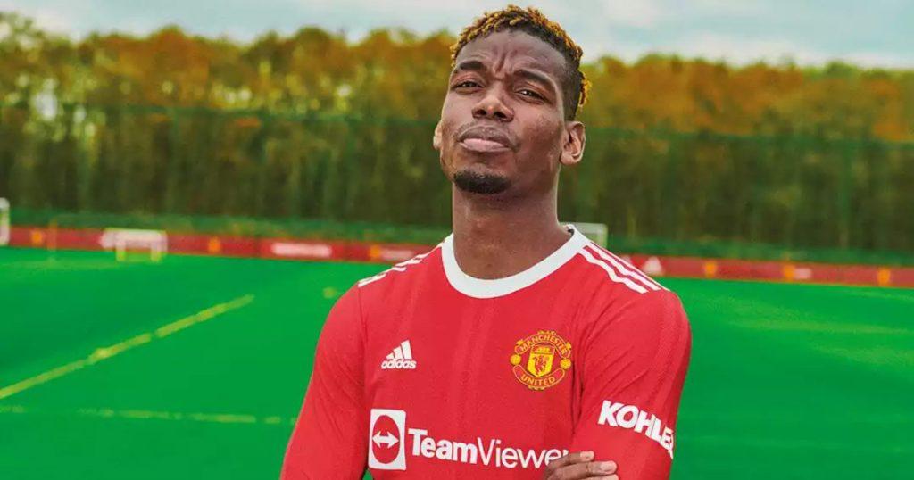 Paul Pogba Manchester United 2