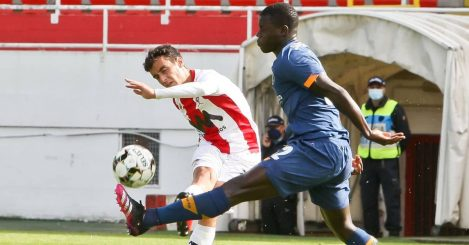 Malang Sarr, Porto on loan from Chelsea, May 2021