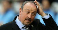 Rafa Benitez, new Everton boss during his Newcastle days