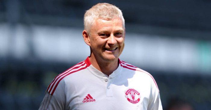 Ole Gunnar Solskjaer Man Utd pre-season 2021 TEAMtalk