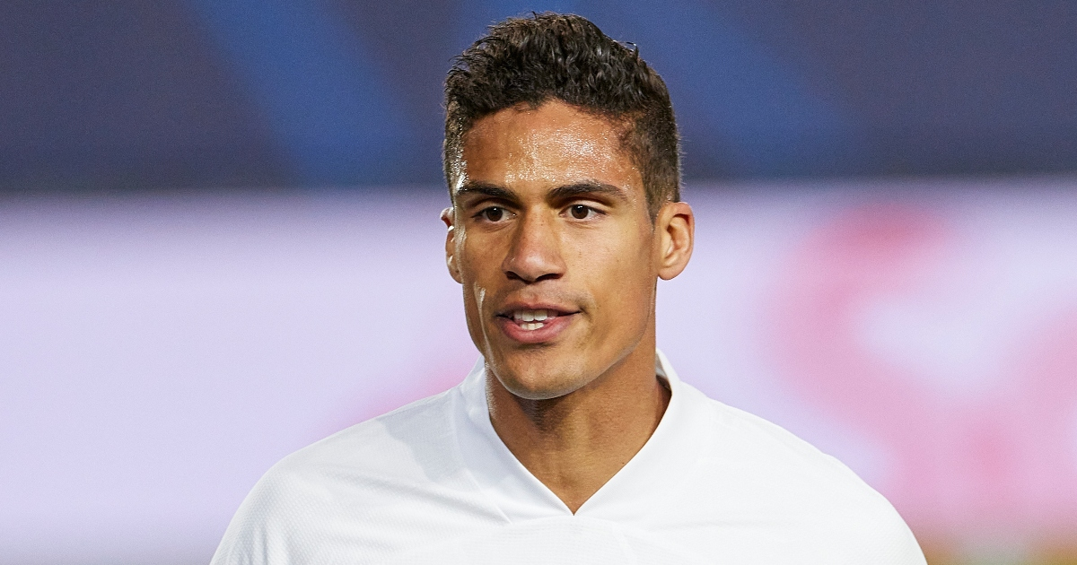 Varane agreement close as Man Utd overcome 'explosive row' with Real