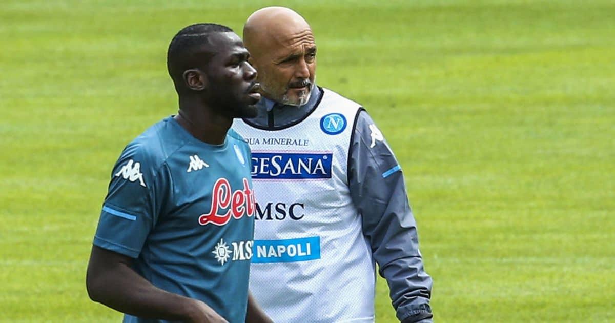 Kalidou Koulibaly Napoli July 2021 TEAMtalk