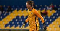 Kristoffer Klaesson, Norway U21 goalkeeper