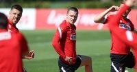 Piotr Zielinski Napoli, Poland training before Euro 2020