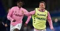 Moise Kean, Bernard, Everton