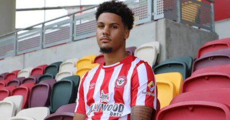 Myles Peart-Harris (pic via Brentford FC)