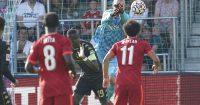 Mo Salah Naby Keita Liverpool July 2021 TEAMtalk