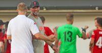 Jurgen Klopp Mainz pre-season July 2021 TEAMtalk