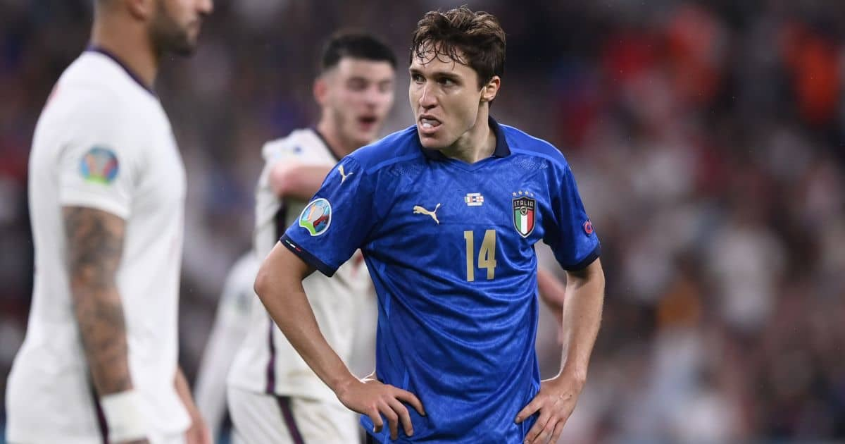 Federico Chiesa Euro 2020 final TEAMtalk