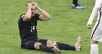 Leon Goretzka Bayern Munich, England v Germany Euro 2020